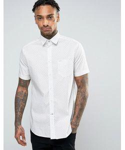 Diesel | Рубашка С Короткими Рукавами И Принтом S-Dusk