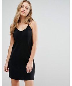 JDY | Плиссированное Платье На Тонких Бретельках