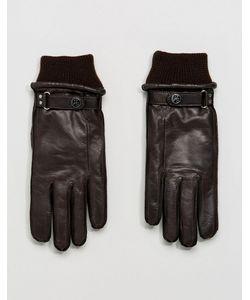 PS PAUL SMITH | Изготовленные В Италии Кожаные Перчатки