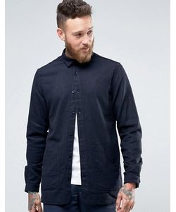 Hoxton Shirt Company | Куртка Слим С Карманами