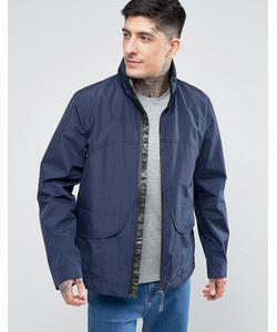 Parka London | Куртка С Камуфляжным Принтом