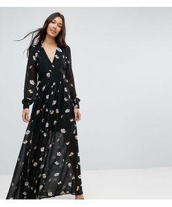 Vero Moda Tall | Платье Макси С Цветочным Принтом