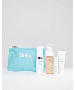 Bliss | Набор Triple Oxygen Ready Set Glow Скидка 22