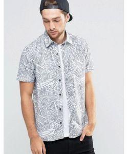 Mambo | Рубашка С Короткими Рукавами