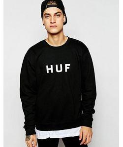 Huf | Свитшот С Логотипом
