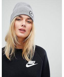 Nike | Шапка-Бини С Логотипом