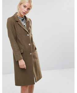Helene Berman | Зеленое Пальто