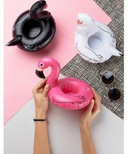 Big Mouth | Надувные Подставки Под Напитки В Виде Фламинго