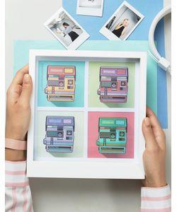 Polaroid | Рамка Для 4 Полароидных Фотографий