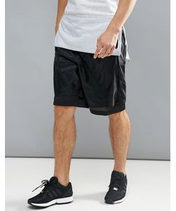 adidas Originals | Двухслойные Баскетбольные Шорты Adidas