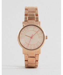 Daisy Dixon | Золотисто-Розовые Часы Christie Dd035rgm