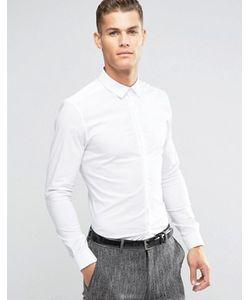 Asos   Супероблегающая Рубашка