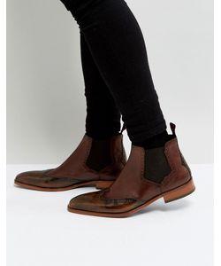 Jeffery west | Светло-Коричневые Ботинки Челси Capone