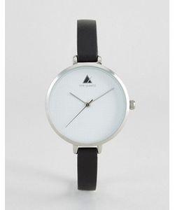 ASOS CURVE | Монохромные Часы С Большим Циферблатом И Узким Ремешком