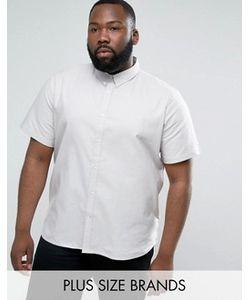 D-Struct | Базовая Оксфордская Рубашка Plus
