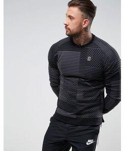 Nike | Свитшот С Геометрическим Принтом 848632-010
