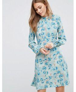 Closet London | Платье С Цветочным Принтом Closet