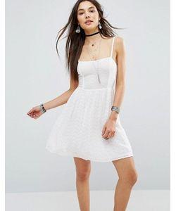 Pepe Jeans | Платье На Бретельках Blanca
