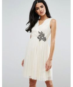 Little Mistress | Платье Для Выпускного С Декоративной Отделкой