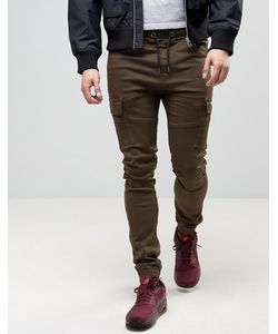 Loyalty & Faith | Loyalty And Faith Oscar Cuffed Cargo Pant Trousers
