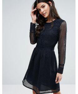 Y.A.S. | Кружевное Платье Y.A.S