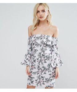 Miss Selfridge Petite | Платье С Цветочным Принтом