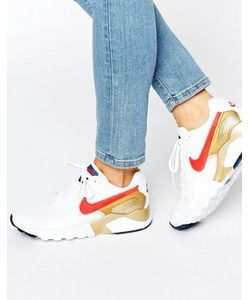 Nike | Кроссовки С Золотистой Отделкой Air Pegasus