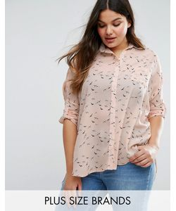 Koko | Рубашка С Птицами Plus