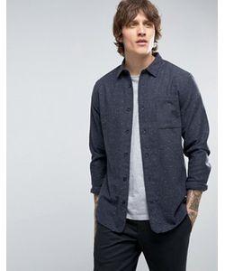 Hoxton Shirt Company | Рубашка Узкого Кроя В Крапинку