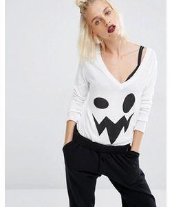 Wildfox | Боди Halloween Ghost