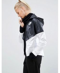 Nike | Ветровка С Капюшоном