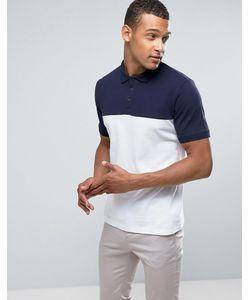 Burton Menswear | Поло Со Вставками