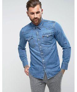 Levi's® | Джинсовая Рубашка В Стиле Вестерн Barstow