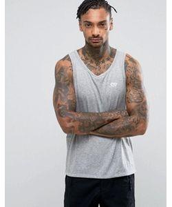 Nike SB   Серая Майка Из Ткани Dri-Fit От Skyline 829519-063