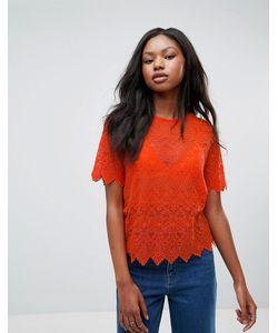 Vero Moda | Kружевной Топ
