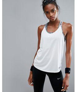 Nike | Майка С Бретельками Elastika