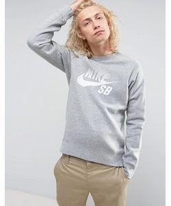 Nike SB   Свитшот С Круглым Вырезом 888854-063