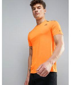 Reebok | Оранжевая Футболка Training Activchill Bk3956