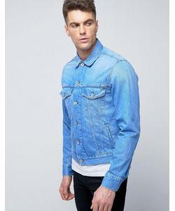 Pepe Jeans | Синяя Джинсовая Куртка Pepe