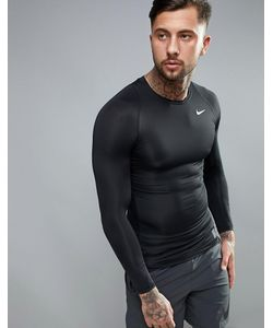 Nike Training | Compression Long Sleeve Top In 703088-010