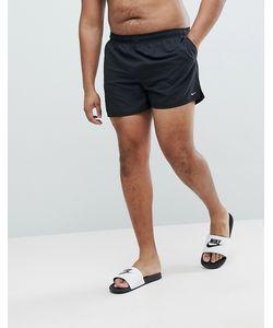 Nike | Черные Суперкороткие Шорты Для Плавания Volley Ness8830-001