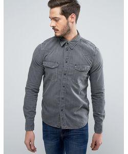 Nudie Jeans Co | Джинсовая Рубашка Jonis