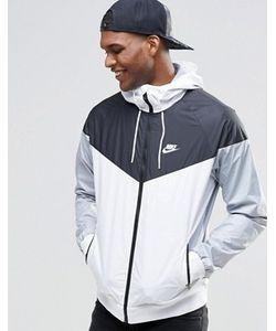 Nike | Белая Ветровка 727324-101