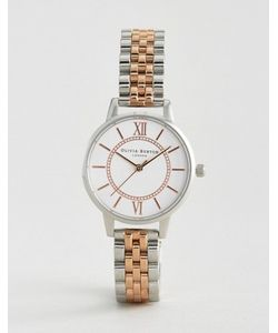 Olivia Burton | Металлические Часы Wonderland
