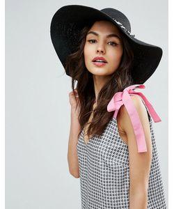 Boardwalk | Соломенная Шляпа С Бахромой