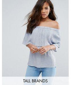Vero Moda Tall | Топ С Открытыми Плечами