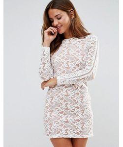 Pixie & Diamond | Кружевное Платье Мини