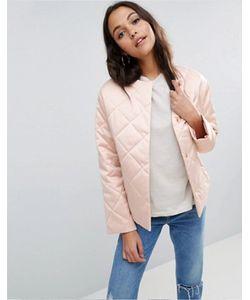 Asos | Стеганая Куртка Luxe