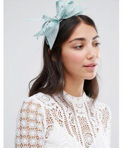 Elegance | Обруч Для Волос С Бантиком И Вуалеткой Boardmans