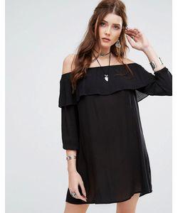 Glamorous | Платье С Открытыми Плечами